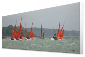 Picture of Squibs Racing at Cowes  (05)